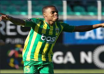 Jhon Murillo regresa al CD Tondela de Portugal