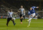 El golazo 'maradoniano' de Ross Barkley al Newcastle