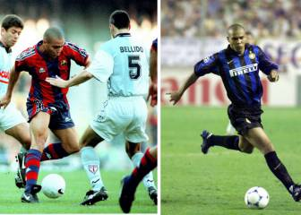The best of Ronaldo Nazário