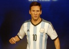 Lionel Messi has a new waxwork figure in New York