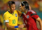 Colombia vs. Brasil, James y Falcao contra Neymar