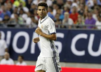 Enzo Zidane's skills, a chip off the old block