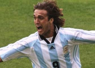 Batigol turns 50: the legendary marksman's greatest strikes