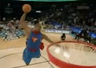 Superman Howard y el mate que simboliza el showtime NBA