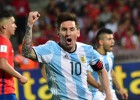 Messi pleased with Argentina progress