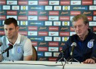 Hodgson, Milner and Blind preview Wembley friendly