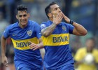 Beautiful Tevez chip helps Boca get back on track