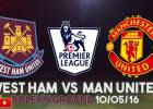West Ham v Man Utd: historic for one, crucial for other
