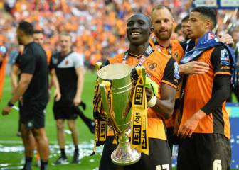 Diamé impulsa al Hull City hasta la Premier en Wembley