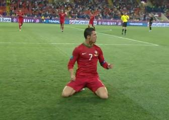 Cristiano Ronaldo: 7 of the best from the forward with Portugal