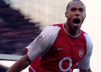 Happy birthday, Henry: Thierry's finest Arsenal goals