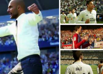 FIFA 17 trailer featuring Zlatan, Pep, Mourinho and Cristiano