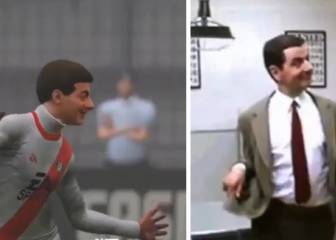 The FIFA goal by Mr. Bean (yes, Mr. Bean!) that's gone viral