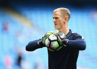 Joe Hart: transfer profile