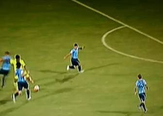 Right-back runs the length of the pitch to score stunning goal