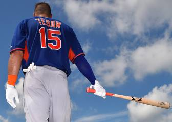 Tebow home run in first NY bat