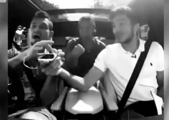 Police investigate Liverpool's Lovren for goofing around in car