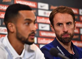 England vs Malta: in words and numbers