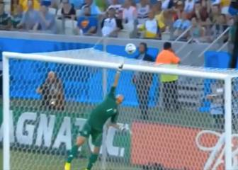 The saves that made Madrid keeper Keylor a national hero