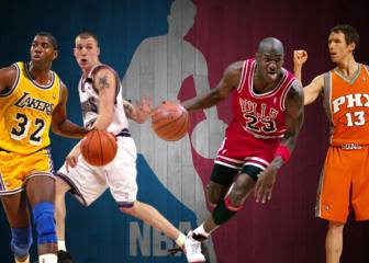Magic, Bird, Nash... los pases más imaginativos de la NBA