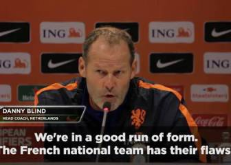 Blind: Holland will target France's clear weaknesses