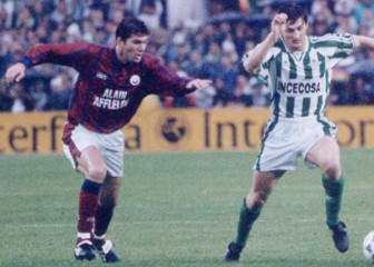 When a young Zinedine Zidane stunned the Villamarín