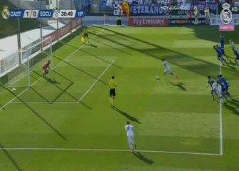 Echoes of the 2006 World Cup final as Zidane Jr. bags a Panenka