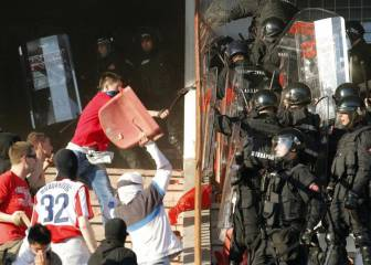 Seven of the most violent Ultra groups in world football