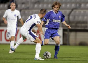 The best of Luka Modric's Dinamo days