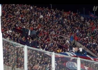 San Lorenzo fans belt out famous hits... with a twist!