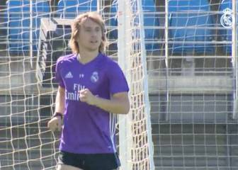 Modric, Ramos and Casemiro step up their recoveries