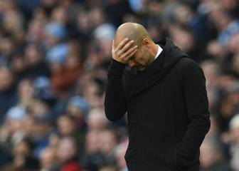 Pep Guardiola 'sad' after late Boro draw
