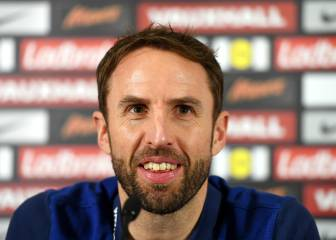 Southgate pleased to see Harry Kane back