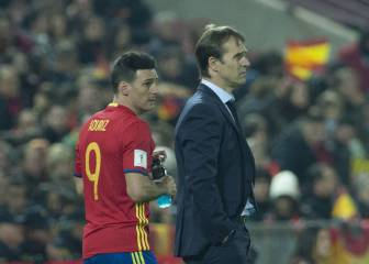 Lopetegui looks ahead to Wembley after victory