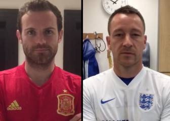 Shakespeare or Cervantes? Mata, Terry and others choose