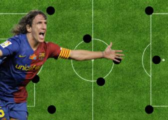 Puyol reveals an XI of his toughest ever opponents. What a team!