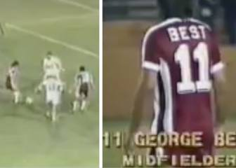 Remembering George Best's wonder-goal in the USA