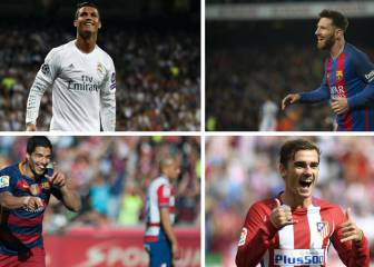 Four Four Two elige el top 10 de cracks de 2016: ¡ojo al orden!