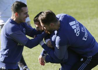 Carvajal gets nutmeg for his 25th birthday present