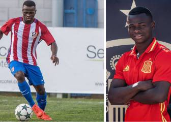 Salomón Obama - a look at the pearl of Atleti's youth academy