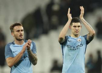 Stones strong enough to cope - Guardiola