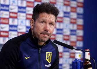 It's tough to win at Athletic - Simeone