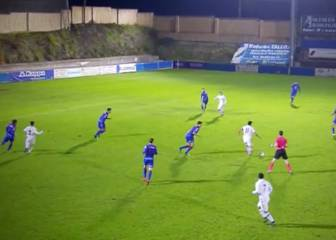 Laudrup? Zizou? No, it's Enzo Zidane with this stunning pass