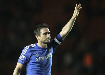 Frank Lampard calls time on his football career