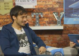 David Silva always ROFL at funny joker Nolito