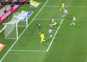 Jesé Rodríguez misses debut sitter as Las Palmas lose at Granada