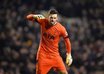 English press link Hugo Lloris with summer move to Madrid