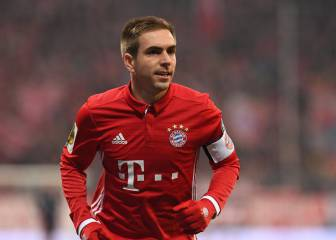 Bayern and Germany legend Lahm to retire at end of season