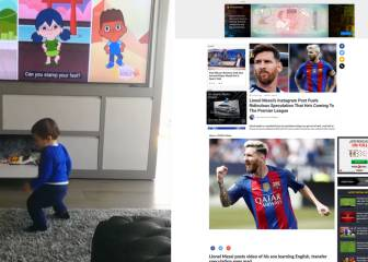 ¿Messi a la Premier? El vídeo que ha creado un terremoto local