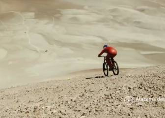 Récord del mundo en mountain bike a 167 km/h: ¡qué salvajada!